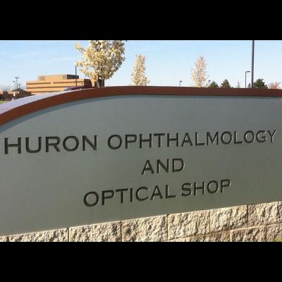Huron Valley Opthalmology Sign